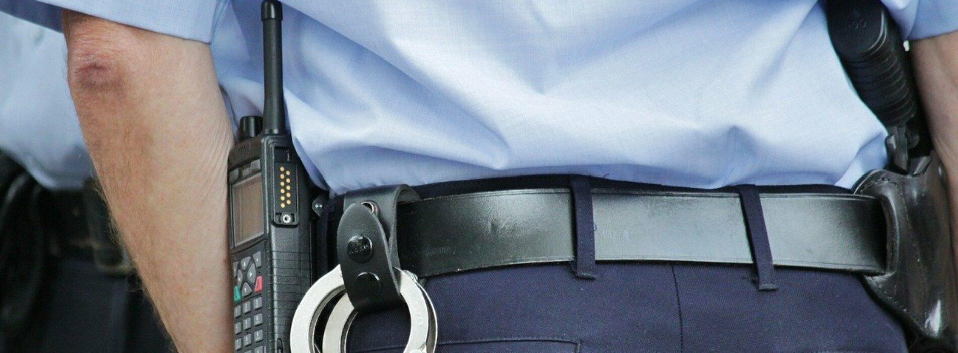 Oławska policja zatrzymała 12 osób ukrywających się przed organami ścigania