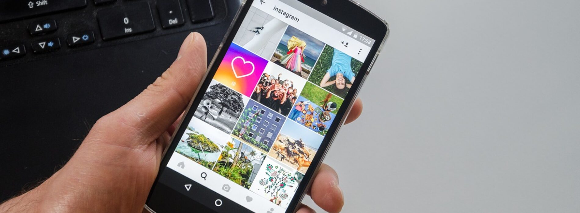 Instagram powinien być bardziej prawdziwy, bo granica pomiędzy realnym a przerobionym zdjęciem się zaciera